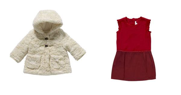 Chloe Kids presenta il look perfetto per il giorno di Natale