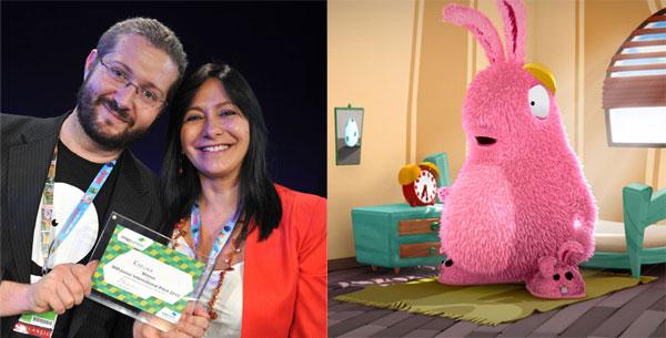 Koouka, il cartone animato tutto Italiano, ha vinto il MIP Junior di Cannes