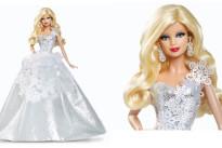 Barbie Magia delle Feste 2013: la bambola da collezione per questo Natale