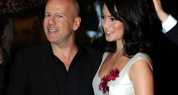 Bruce Willis papà per la quinta volta: sua moglie Emma Heming è incinta
