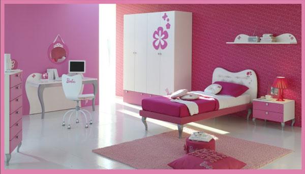 Le camerette di Barbie firmate Doimo CityLine: il sogno di mamme e ...