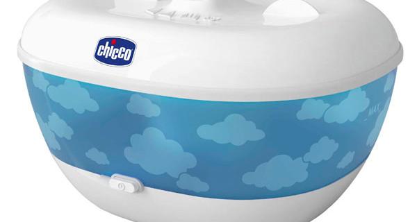 Chicco presenta l'umidificatore Humi Essence: perfetto per riscaldare la cameretta dei bimbi