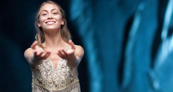 Eleonora Abbagnato a Pitti Bimbo 2014 da Gaialuna: terrà una lezione di danza