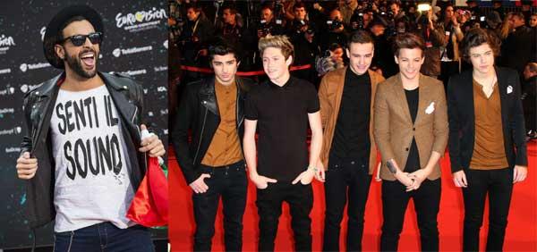 Anticipazioni finale di X Factor 7: ospiti stasera Marco Mengoni e gli One Direction