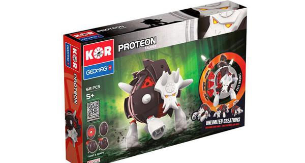 KOR Geomag, il nuovo sistema di costruzioni: ecco a voi Proteon Taurex