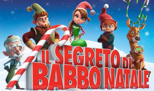 Film Di Natale Per Bambini.Film Natalizi Per Bambini Il Segreto Di Babbo Natale Al