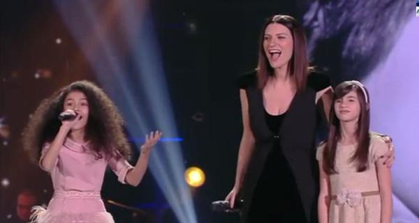 Io Canto Christmas 2013, il riassunto della puntata con Laura Pausini [Foto]