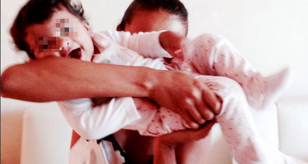 Magda Gomes festeggia il primo anno della sua bimba. Buon compleanno Yasmin!