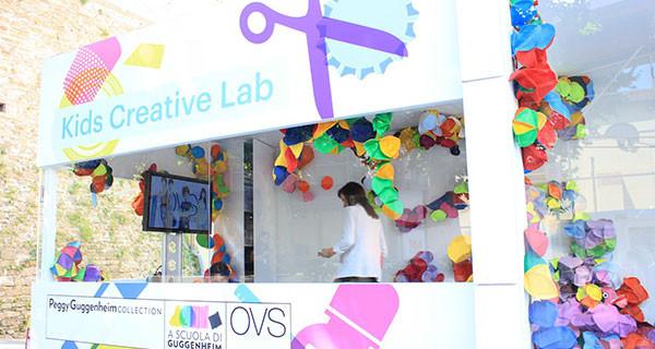Kids Creative Lab: un contest fotografico da record per bambini