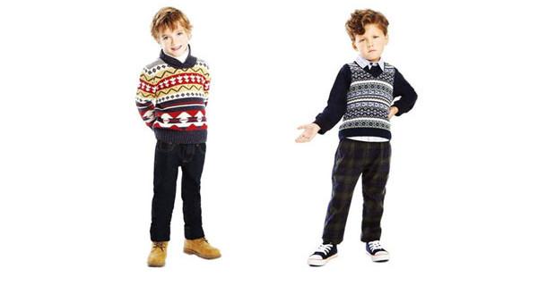 OVS Kids: il look perfetto e low cost per il giorno di Natale [Foto]