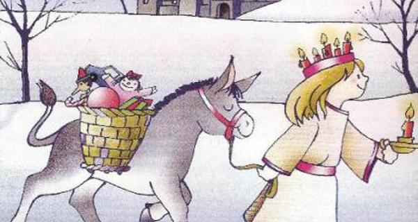 Festa di Santa Lucia: la ricorrenza dedicata ai bambini. Usanze e tradizione