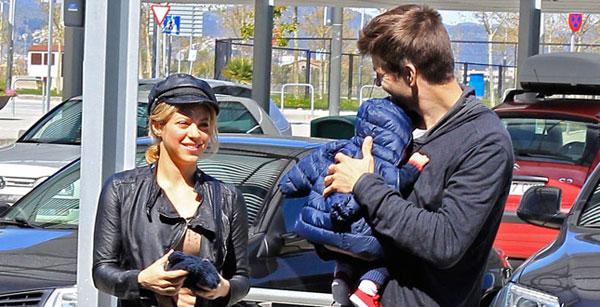 Shakira mamma inarrestabile: pronta ad avere un secondo figlio da Piquè