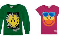 SmileyWorld Kids presenterà a Pitti Bimbo la collezione AI 2014-15
