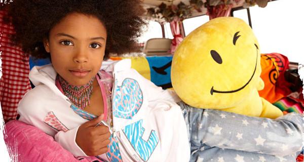 SmileyWorld Kids presenta la collezione per la prossima Primavera Estate 2014