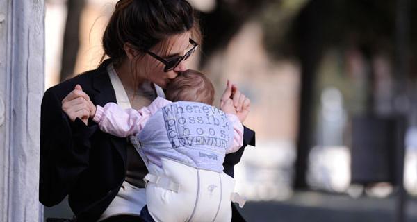 Valentina Cervi neomamma: dopo il successo di True Blood eccola con la sua bimba