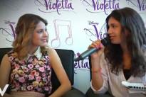 Martina Stoessel a Verissimo: Violetta intervistata da una V-Lover [Video e Foto]