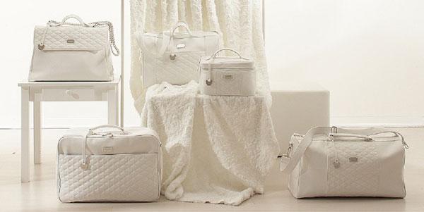 Nanàn: la linea di borse in ecopelle per la cura del bebè dedicate alle mamme glamour