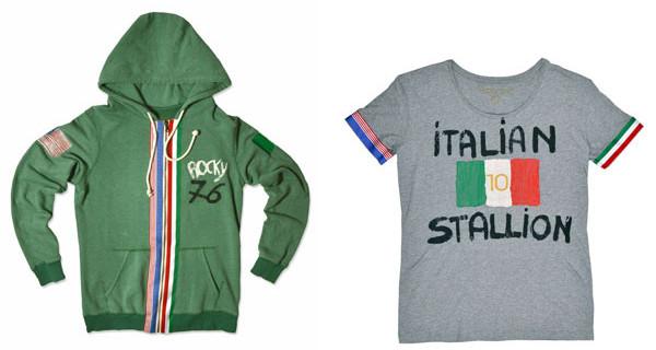 Happiness e CPLG presentano la linea d'abbigliamento dedicata a Rocky Balboa