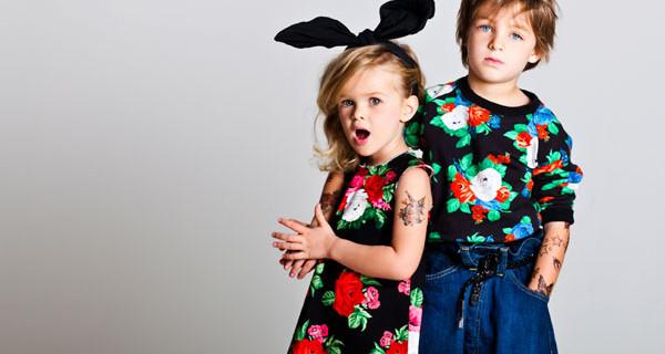 MSGM Kids: ecco la prima linea per bambini di Massimo Giorgetti