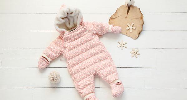 Petit Bateau, collezione FW2014 per bebè: protagoniste le millerighe