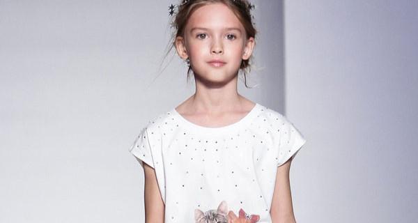 T-SHIRT T-SHOPS, PE 2014: bambine sempre più chic e alla moda