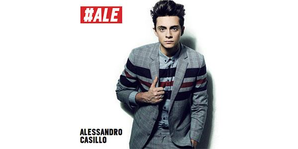 Alessandro Casillo presenta #Ale, il suo secondo album di inediti. Ecco la Tracklist