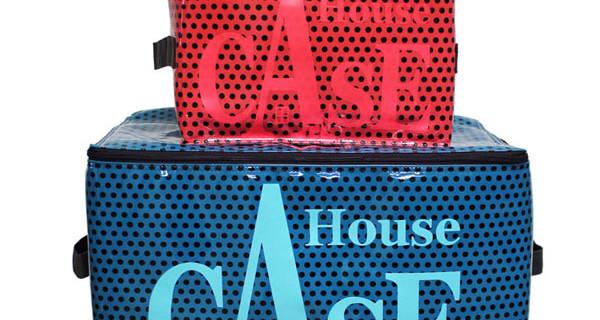 Le scatole porta-oggetti House Case by Bensimon: perfette per mettere in ordine la cameretta