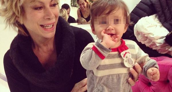Carmen Russo ed Enzo Paolo Turchi presto in televisione con la piccola Maria