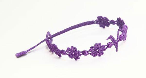 Cruciani C presenta l'esclusivo braccialetto dedicato a Violetta