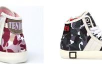 D.A.T.E. Kids: le sneakers per la Primavera Estate 2014 sono ancora camouflage!