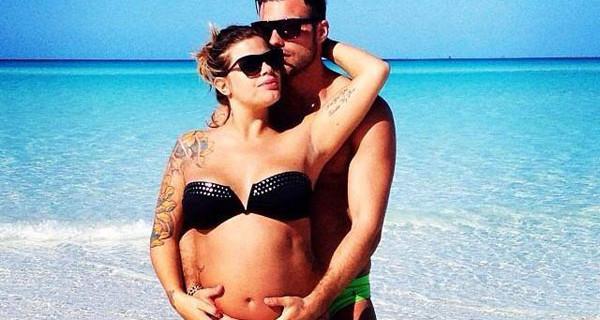 Eugenio Colombo e Francesca Del Taglia a Cuba prima della nascita del loro bimbo. Tutte le Foto