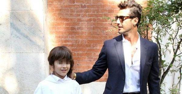 """Nina Moric scrive a Fabrizio Corona: """"Non ti abbandono per amore di nostro figlio Carlos"""""""