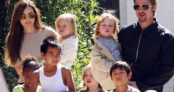 Nuovo figlio per Brad Pitt e Angelina Jolie? Sarebbe il settimo