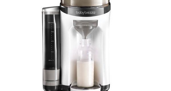 Formula Pro by Baby Brezza: preparare il latte per i bimbi non è mai stato così semplice