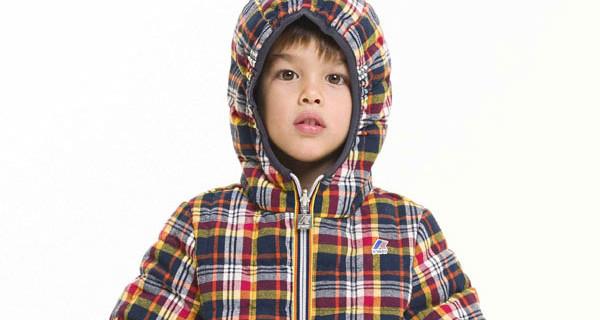 K-Way Kids Autunno Inverno 2014: ecco le nuove giacche per bambino