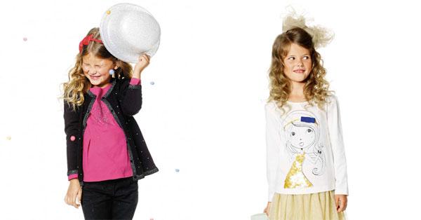 Bambine alla moda con un total look da 10 euro: ecco le proposte firmate Kiabi