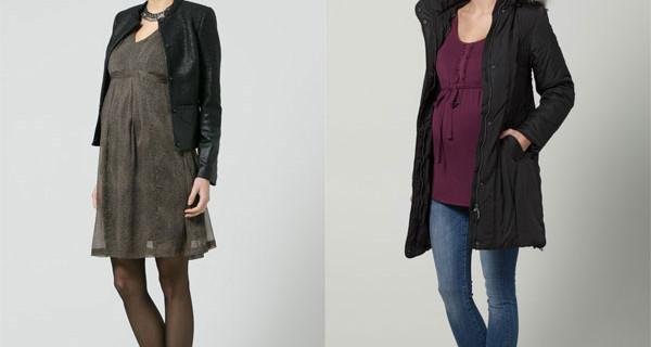 Abiti e giacche Premaman firmati Noppies: per mamme sempre alla moda