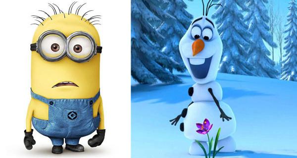 Oscar 2014, le nomination per il Miglior Film di Animazione. Da Frozen a Cattivissimo Me 2