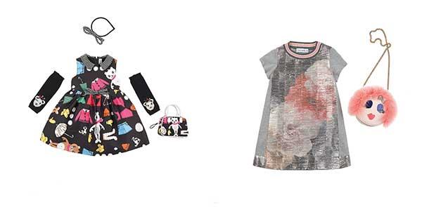 Simonetta presenta la collezione F/W 14/15: per bambine sempre chic