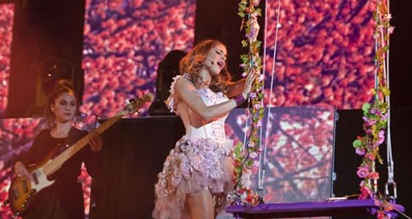 Violetta in Italia: ecco tutte le foto dei concerti di Martina Stoessel