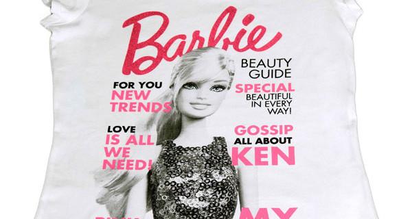 T-Shirt alla moda dedicate a Barbie: ecco quelle firmate Sicem International