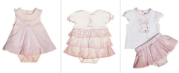 Ninetta, i pigiami per bambini della collezione Primavera Estate 2014