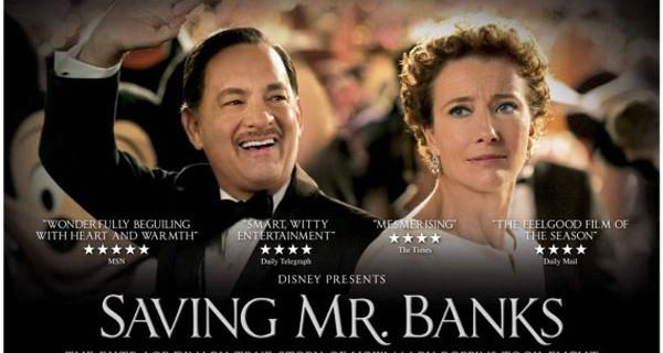 Saving Mr. Banks, il film Disney che racconta la storia di Mary Poppins, è al cinema