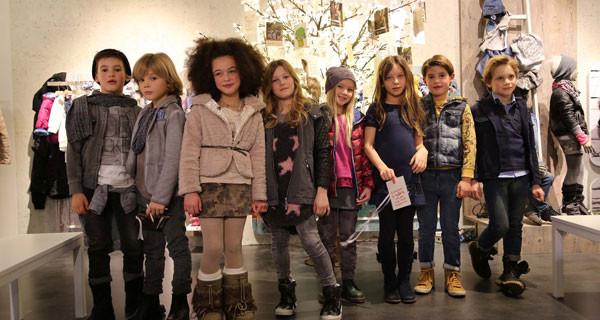 L'Albero dei Sogni: Sarabanda presenta la sua collezione Autunno Inverno 2014-2015