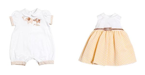 Alviero Martini 1A Classe: gli abiti per neonato perfetti per una cerimonia