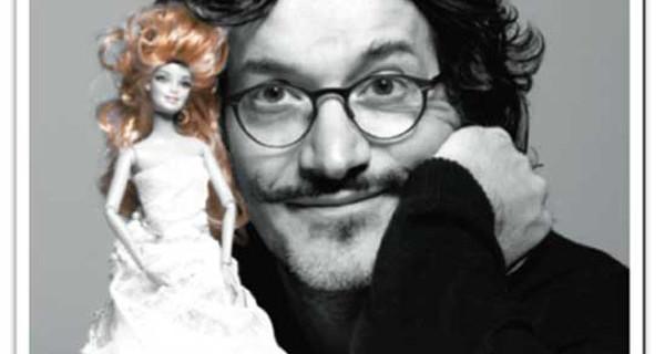 Barbie Sposa e le speciali acconciature create dall'hair designer Salvo Filetti