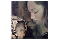 Belen Rodriguez mamma modello: ecco il dipinto che lo dimostra