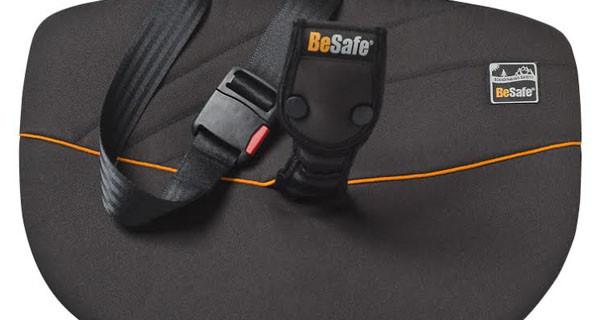 Cintura di sicurezza per le donne in gravidanza: il modello firmato BeSafe