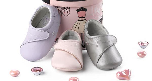 New-B, le nuove babbucce di Bobux per i piedini dei neonati