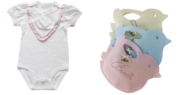 Body per neonato di Bodibù: un regalo originale per la nascita di un bebè